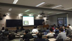 ㈱ Preferred Network ゲスト講師による特別講義
