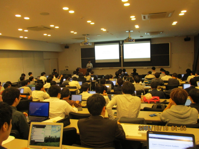 Deep Learning Basics Lecture Series 2016