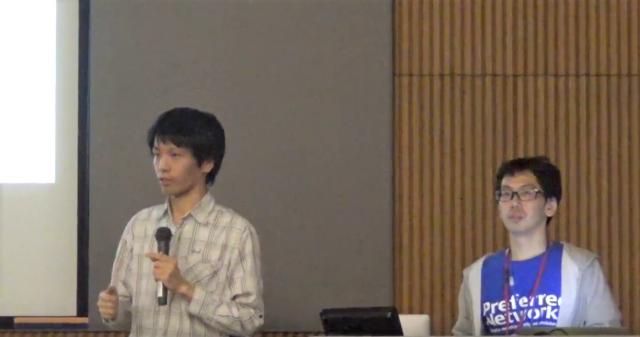 (日本語) ㈱ Preferred Network ゲスト講師による特別講義